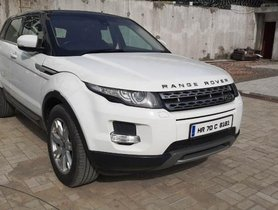 2012 Land Rover Range Rover Evoque 2.2L Pure AT in New Delhi