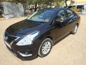 Nissan Sunny XV, 2016, Diesel MT for sale in Chennai