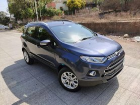 Used Ford EcoSport 1.5 Ti VCT Titanium 2014 AT for sale in Pune