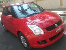 Maruti Suzuki Swift VXI 2009 MT for sale in Bangalore