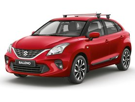Suzuki Baleno Gets the Cross Treatment