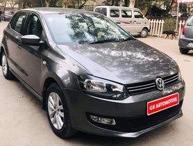 2013 Volkswagen Polo 1.0 MPI Highline for sale in New Delhi