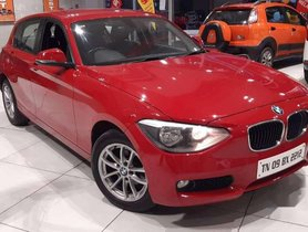 Used 2014 BMW 1 Series MT for sale in Chennai