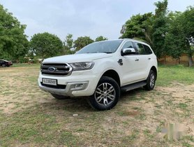 Used Ford Endeavour 2016, Diesel AT for sale in Ahmedabad