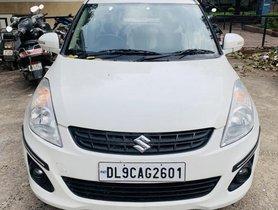 2012 Maruti Suzuki Dzire VXI MT for sale in New Delhi