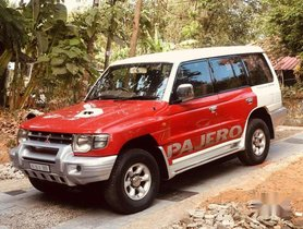 Used Mitsubishi Pajero SFX 2010 MT for sale in Kochi