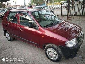Used Maruti Suzuki Alto 2008 MT for sale in Hyderabad