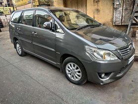 Toyota Innova 2.5 VX 8 STR 2013 MT for sale in Mumbai
