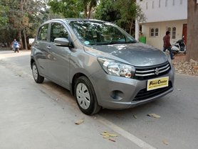 Maruti Suzuki Celerio ZXI 2016 AT for sale in Bangalore