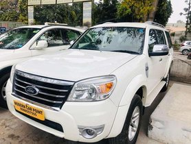 Ford Endeavour 2.5L 4x2, 2010, Diesel MT for sale in Chandigarh