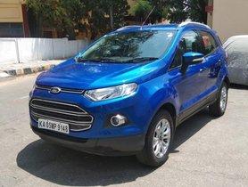 Used 2014 Ford EcoSport 1.5 DV5 Titanium Optional MT in Bangalore