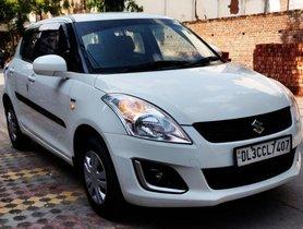 Used Maruti Suzuki Swift LXI 2017 MT in New Delhi