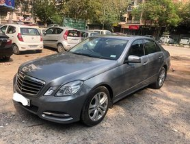 2013 Mercedes-Benz E-Class 220 CDI AT in New Delhi