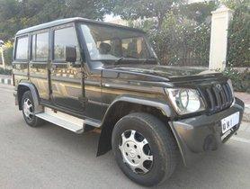 Mahindra Bolero SLE BSII 2009 MT for sale in Bangalore