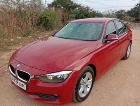 Used BMW 3 Series 320d 2012 AT for sale in Hyderabad