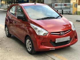 Used Hyundai Eon Magna Plus 2015 MT for sale in Chennai