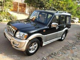 2011 Mahindra Scorpio VLS 2.2 mHawk MT for sale in Hyderabad