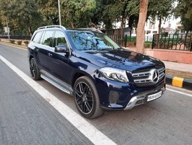 2017 Mercedes-Benz GLS 350d 4MATIC AT for sale in New Delhi
