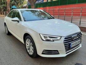 Used 2018 Audi A4 35 TDI Premium Plus AT for sale in New Delhi