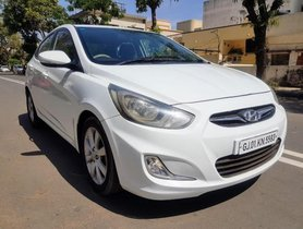 Used 2012 Hyundai Verna 1.6 SX MT for sale in Ahmedabad