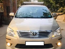 2012 Toyota Innova VX Diesel MT for sale in New Delhi