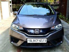 2016 Honda Jazz 1.2 S AT VTEC Petrol for sale in New Delhi