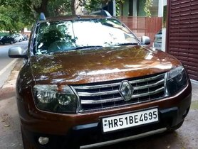 2015 Renault Duster 110 PS Diesel RxZ for sale in New Delhi