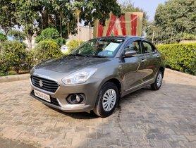 2017 Maruti  Dzire VXI 1.2 BSIV Petrol MT for sale in New Delhi