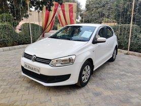 2011 Volkswagen Polo 1.2 MPI Trendline Petrol MT for sale in New Delhi