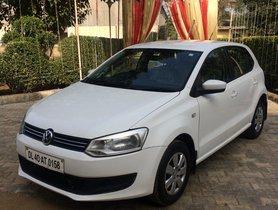 2012 Volkswagen Polo 1.2 MPI Trendline Petrol MT for sale in New Delhi