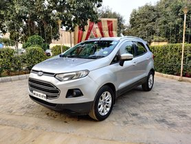 2013 Ford EcoSport 1.5 Ti VCT AT Titanium Petrol AT for sale in New Delhi
