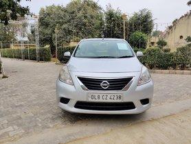 2013 Nissan Sunny XL Petrol MT for sale in New Delhi