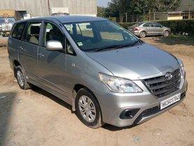 2015 Toyota Innova 2.5 GX DIesel 7 seater for sale in New Delhi