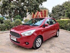 2016 Ford Aspire  1.5 Ti-VCT Titanium Petrol AT for sale in New Delhi