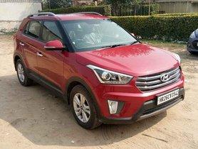 2016 Hyundai Creta  1.6 CRDi AT SX Plus Diesel AT for sale in New Delhi