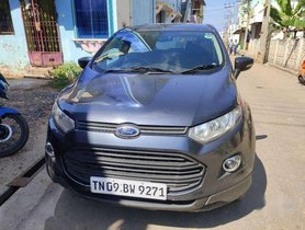 Used Ford Ecosport 2014, Diesel MT for sale in Pondicherry