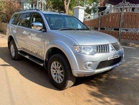 2013 Mitsubishi Pajero Sport AT for sale in Madurai