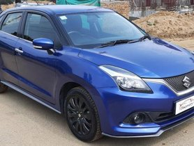 Used 2017 Maruti Suzuki Baleno RS MT for sale in Gurgaon