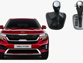 50% Of All Kia Seltos Sold Have Automatic Transmissions