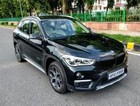 2018 BMW X1 sDrive 20d xLine AT in New Delhi