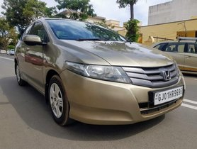 Used 2009 Honda City S MT for sale in Ahmedabad