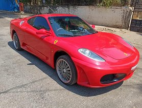 Here's A 'Ferrari' That Costs Only As Much As A Maruti Swift