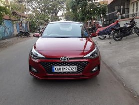 2018 Hyundai i20 Asta Option 1.2 MT for sale in Bangalore