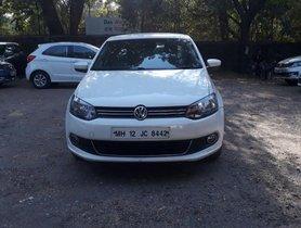 Volkswagen Vento Diesel Highline 2012 MT for sale in Pune