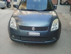 Maruti Suzuki Swift VXI 2005 MT in Bangalore