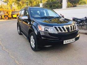 2015 Mahindra XUV 500 W8 Diesel MT for sale in New Delhi