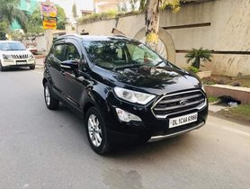 2019 Ford EcoSport 1.0 Titanium Petrol MT in New Delhi