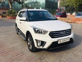 2016 Hyundai Creta 1.6 SX Plus Automatic Petrol for sale in New Delhi