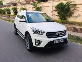 2016 Hyundai Creta 1.6 SX AT Diesel  for sale in New Delhi