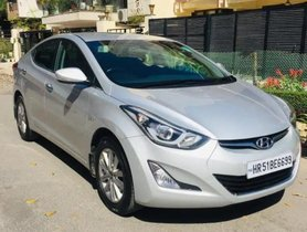 2015 Hyundai Elantra 1.6 SX Optional AT for sale in New Delhi